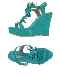 Tosca Blu Sandals Turquoise