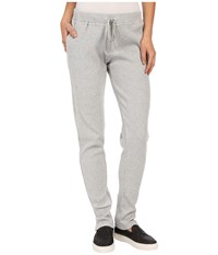 Allen Allen Skinny Pants Dh12236 Heather Women's Casual Pants Gray