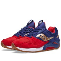 Saucony Grid 9000 'Sparring' Red