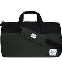 Herschel Lonsdale Holdall Dark Shadow Black