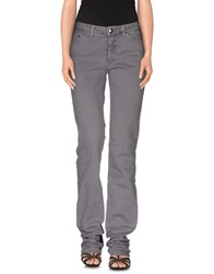 Blumarine Denim Denim Trousers Women Grey