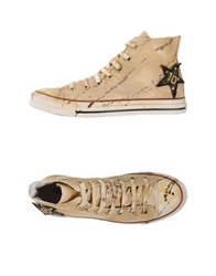 Happiness High Tops And Trainers Ocher