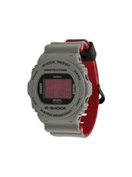 G Shock Protection Digital Watch Grey