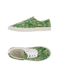 Bucketfeet Footwear Low Tops And Trainers Men Green