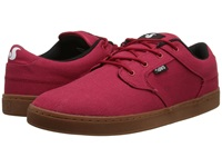 Dvs Shoe Company Quentin Ribbon Red Blue Atoll Ivory Men's Skate Shoes