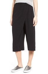 Women's Stateside Wrap Front Crop Gaucho Pants
