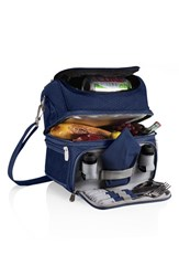 Picnic Time 'Pranzo' Insulated Lunch Tote Blue