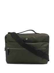 Mismo Double Zip Holdall Green