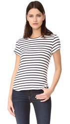 Frame Classic Crew Navy Blanc Nautical Stripe