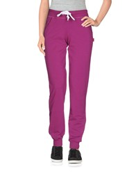 Carlsberg Trousers Casual Trousers Women Mauve