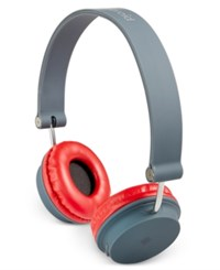 Polaroid Foldable Bluetooth Headphones Red