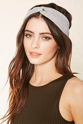Forever 21 Ribbed Knit Headwrap