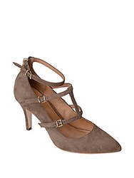 Corso Como Carter Suede Pumps Brown