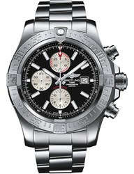 Breitling A1337111 C871 168A Super Avenger Ii Stainless Steel Automatic Chronograph Watch