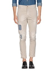 Squad Squad2 Trousers Casual Trousers Light Grey