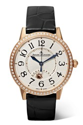 Jaeger Lecoultre Rendez Vous Night And Day 34Mm Rose Gold