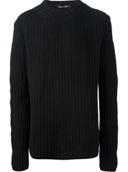 Damir Doma 'Kiunga' Knit Sweater Black