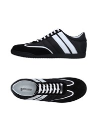 Galliano Sneakers Black