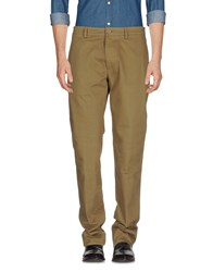 Aspesi Casual Pants Military Green