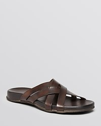 The Men's Store At Bloomingdale's Criss Cross Sandals