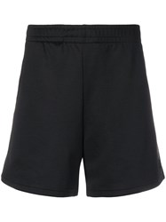 Acne Studios Relaxed Fit Shorts Black