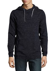 Bench Detail Jogger Hoodie Black Beauty