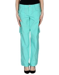 Murphy And Nye Casual Pants Turquoise