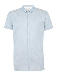 Minimum Men's Espera Shirt Denim Faded