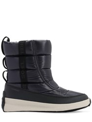 Sorel Out 'N' About Puffy Mid Boots Black