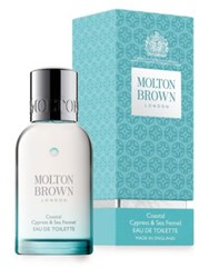Molton Brown Coastal Cypress And Sea Fennel Eau De Toilette 1.7 Oz. No Color