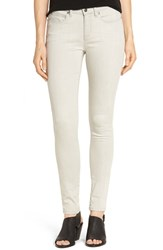 Eileen Fisher Women's Stretch Skinny Jeans Cement