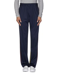 Msgm Trousers Casual Trousers Men Dark Blue