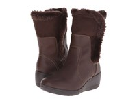 Softspots Corby Dark Brown Coffee Women's Boots