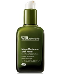 Origins Dr. Andrew Weil For Origins Mega Mushroom Skin Relief Soothing Face Lotion 1.7 Oz