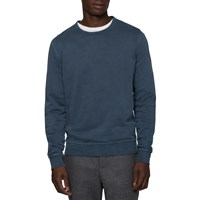 Ymc Navy Almost Grown Sweater Blue