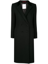 Loveless Double Breasted Fitted Coat 60