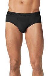 Tommy John Second Skin Briefs Black