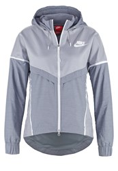 Nike Sportswear Tech Tracksuit Top White Cool Grey