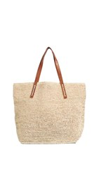 Mar Y Sol Portland Tote Natural