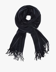 Stockton Scarf Navy