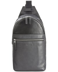 Hugo Boss Geo Embossed Backpack
