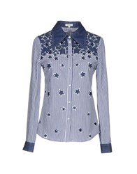 Manoush Shirts Blue