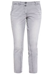 S.Oliver Chinos Pearl Grey