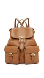 Michael Michael Kors Small Cooper Flap Backpack Luggage