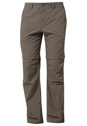 Maier Sports Trave Cargo Trousers Teak Brown