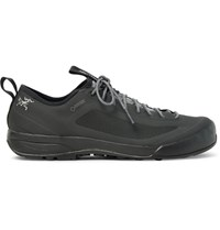 Arc'teryx Acrux Sl Gtx Approach Gore Tex And Mesh Hiking Boots Black