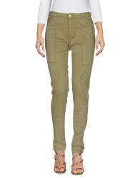 Intropia Jeans Military Green
