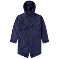 Engineered Garments Highland Parka Blue