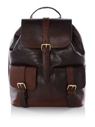 Maison De Nimes Valerie Backpack Brown