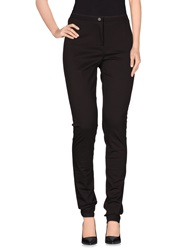 Seventy By Sergio Tegon Casual Pants Black